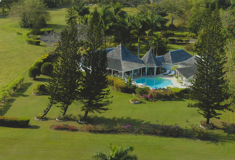 Vacations available for charity Jamaica vacation homes